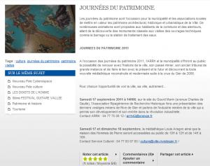 site web rive de gier