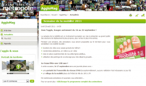 site web agglo st etienne