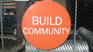 Construire une communauté